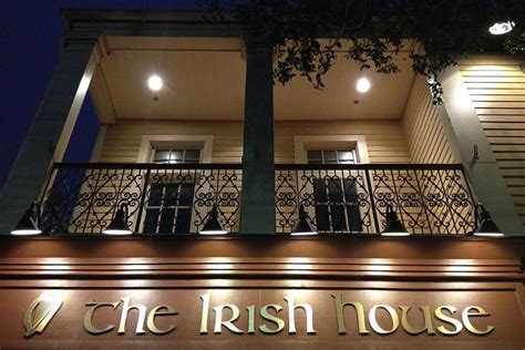 the irish house new orleans the irish house is turning out the lights tonight eater