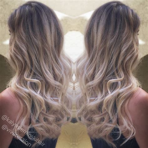 25 beautiful cool blonde highlights ideas on pinterest i
