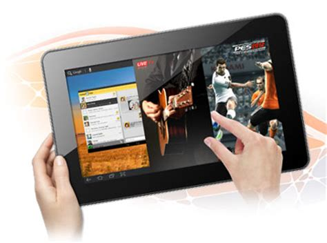 Hp Android Ada Tv Nya advan vandroid e3a tablet 3g layar 9 inci ada tv tuner