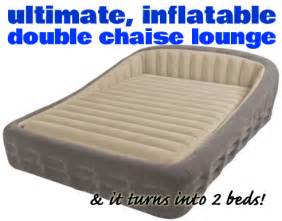 inflatable chaise lounge an inflatable chaise lounge sofa