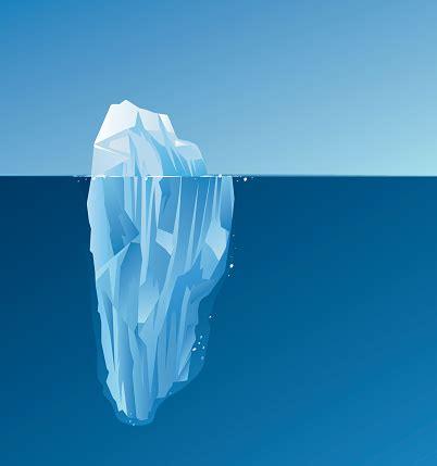 clipart iceberg iceberg clip vector images illustrations istock