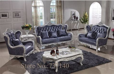 Antique Style Living Room Furniture Aliexpress Buy Antique Leather Sofa Baroque Style Living Room Furniture Baroque Furniture