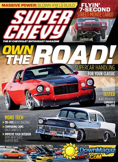 super selected january 2015 super chevy january 2015 187 download pdf magazines