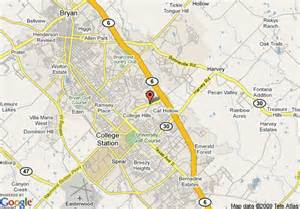 map of towneplace suites college station college station