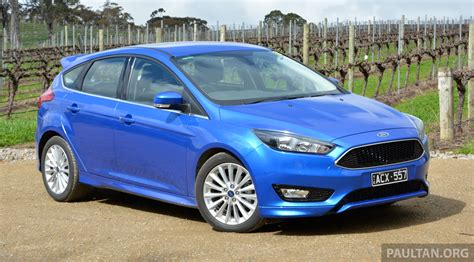 2015 S 10 Most driven c346 ford focus 1 5l ecoboost in adelaide image 377319