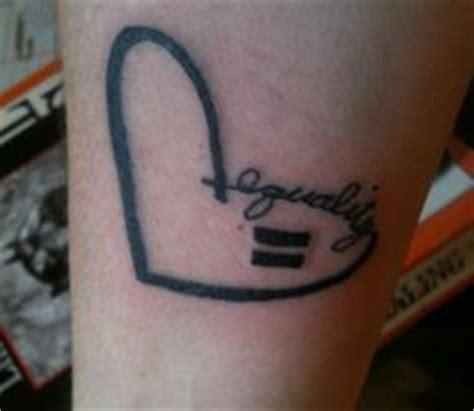 tattoo ideas for equality equality tattoo i just got tattoos pinterest