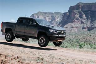 Chevrolet Colorado Forum 2017 Chevrolet Colorado Zr2 Review Drive Gm Authority