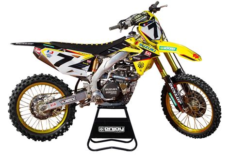 Suzuki Graphics Suzuki Team Yoshimura Graphics Kit Team Edition