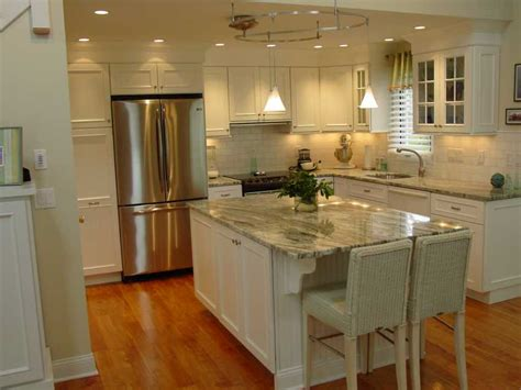 Kitchens With Granite Countertops White Cabinets White Kitchen Cabinets With Granite Countertops Benefits My Kitchen Interior Mykitcheninterior