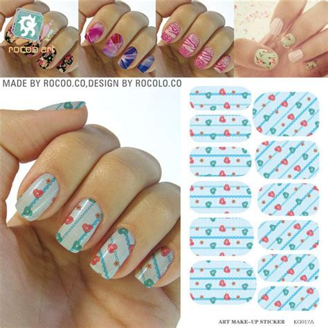 wholesale nail stickers water decals transfer brand