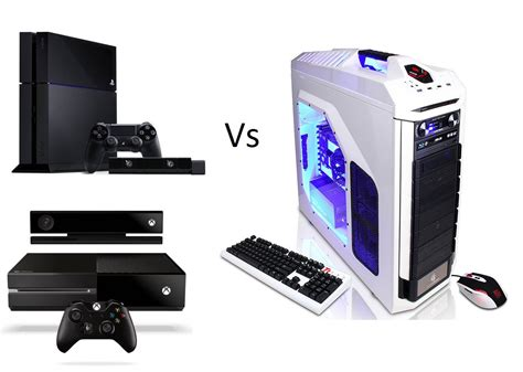 pc console pc vs console the never ending war gadgetynews