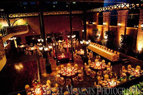 the inn at st johns plymouth mi inn at st johns wedding photos atrium ballroom reception