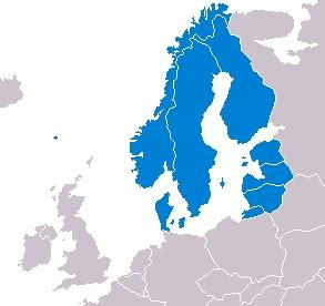 map northern europe countries on estonian swedes and forced assimilation caign of the