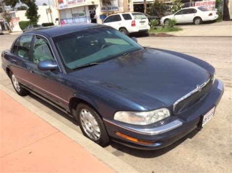 1997 buick park avenue ultra supercharged sell used 1997 buick park avenue ultra sedan 4 door 3 8l