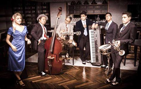 swing dubai leisure dubai s jazz and swing band at polo gastropub