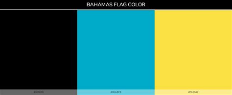 bahamas flag colors color schemes of all country flags 187 187 schemecolor