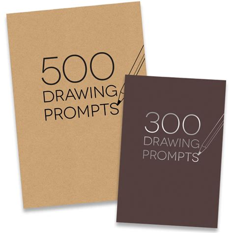 300 writing prompts books guided sketchbook for aspiring artists piccadilly