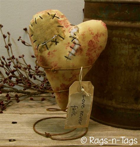 pattern for primitive heart valentine s day primitive patterns e patterns
