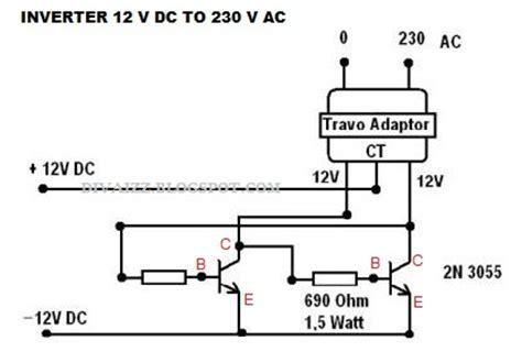 Resistor 1 4 Watt Segala Macam Ukuran Ohm rangkaian elektronica skema inverter atau rangkaian