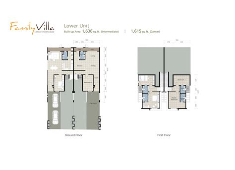 wellesley floor plans sunway wellesley townhouse malaysia properties