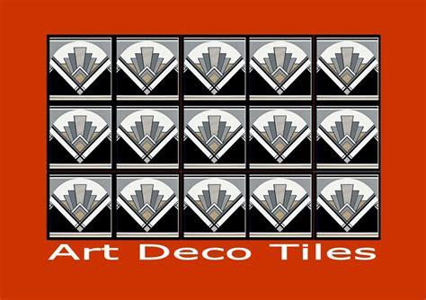 art deco tile art deco tiles black and white tiles pinterest