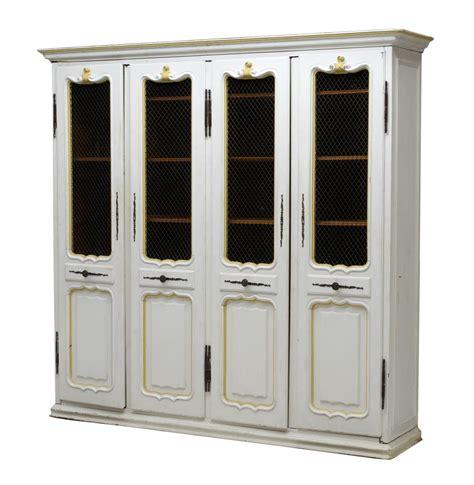 italian painted linen cabinet special italian mid