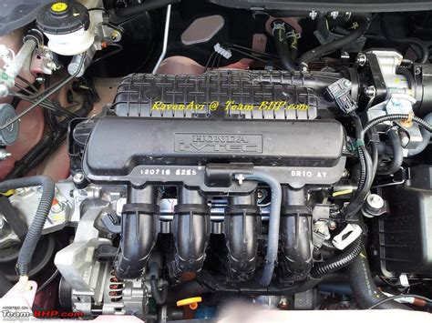 honda brio engine specifications honda brio at set for a mid october launch