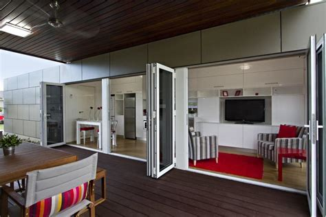 Modular Garage Apartment Modular Shipping Container Home Offers The Perfect Floor Plan