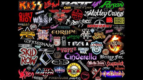 best thrash metal bands top 10 glam metal bands youtube