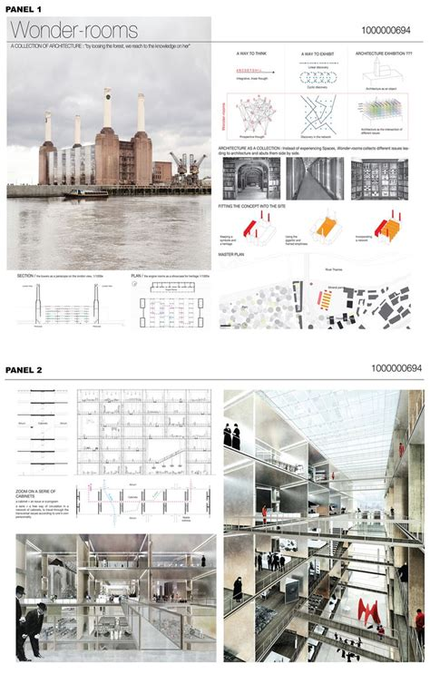design competition names battersea powerstation competition 2nd place arch