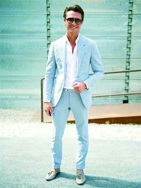 light blue slacks mens men s light blue blazer white dress shirt light blue