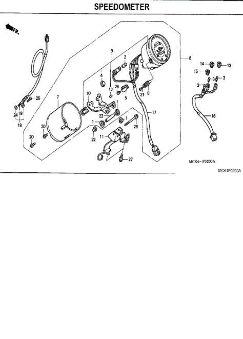 honda fury wiring diagram honda wiring and circuit