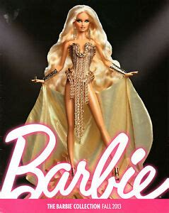 barbie collector catalog collection book ad magazine blonds blond fall  ebay