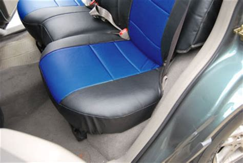 best seat covers for 2004 jeep grand jeep grand cherokee1999 2004 leather like seat cover ebay