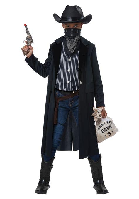 wild west gunslinger costume  kids