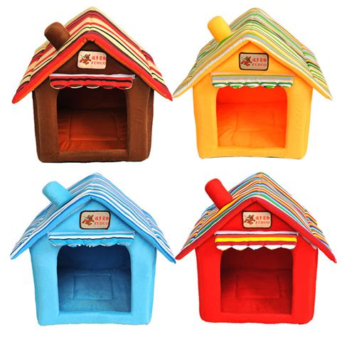 cute indoor dog houses washable dog or cat house cute indoor house for your