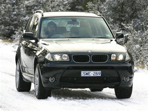 bmw x3 2006 mpg 2006 bmw x3 pictures