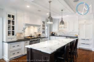 black granite kitchen island absolute black honed statuarietto granite countertops marble com pinterest white
