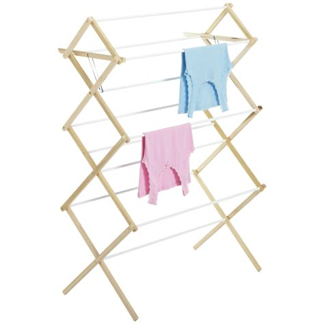 wood dowel drying racks the container store