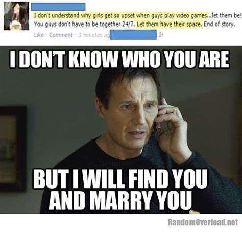 Funniest Video Game Memes - metalhead girl