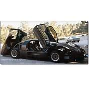Concept Cars • Dodge Daytona 22 Turbo M4S / PPG Pace Car