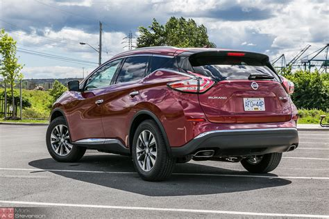 nissan murano 2015 nissan murano sl awd review suave duckling
