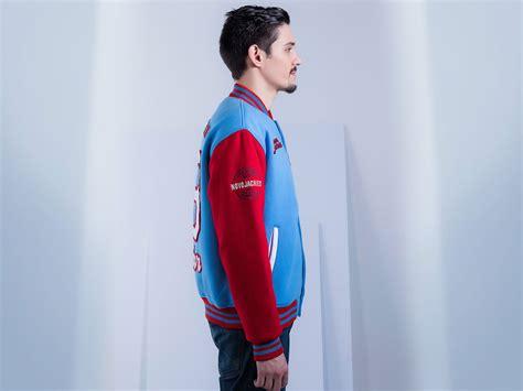 mens designer varsity jacket custom cotton fleece varsity jacket novo letterman jackets
