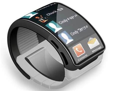 Así podría ser el reloj inteligente Samsung SmartWatch o