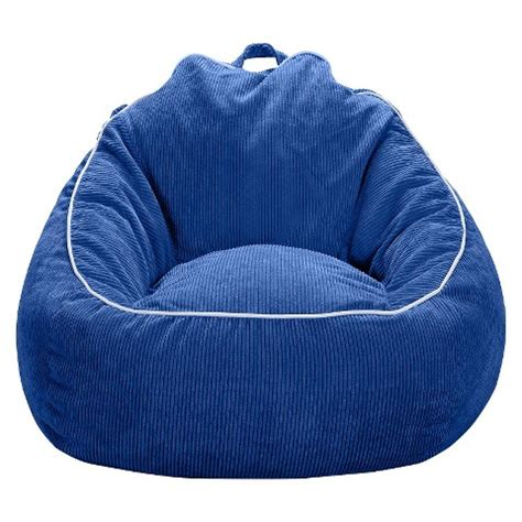 xl bean bag chairs xl corduroy bean bag chair pillowfort target