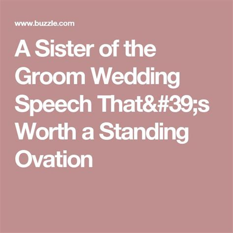 Wedding Quotes Groom To by Wedding Quotes A Of The Groom Wedding Speech That