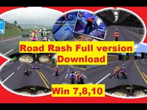 road rash full version game free download for windows 7 how to download road rash game for pc full version youtube