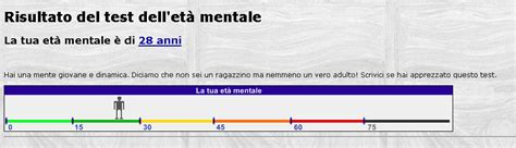 test eta mentale massimo sozzi 187 2008 187 giugno