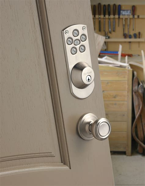 Front Door Bolt Locks Powerbolt Deadbolt With Smartkey