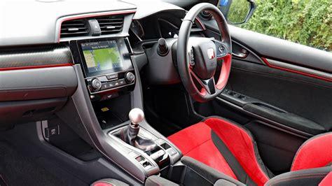 honda civic 2017 type r interior meets 2007 honda civic type r fn2 and 2017 type r